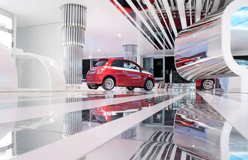 Fiat-London-showroom